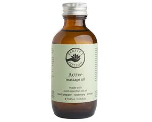 Active Massage Oil - 100 ml at Chi Machine Australia - New Zealand