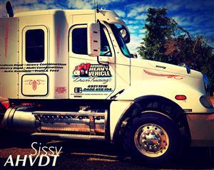 Voucher: HR Crashbox 2 Hour lesson at Advanced Heavy Vehicle Driver Training