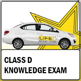 Class D knowledge exam