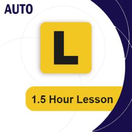 Auto Lesson 1.5 Hour