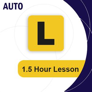 Auto Lesson 1.5 Hour at LicencePlus