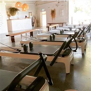STRENGTH - Pilates - Sauna - 1hr Massage at Keep Moving Massage