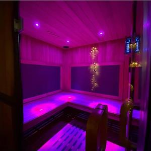 Packages: RECOVERY - Sauna - 1hr Massage at Keep Moving Massage