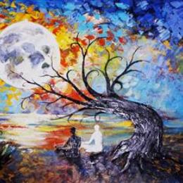 Peace-Full-Moon Meditation