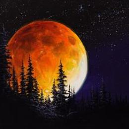 Fierce Full Moon Meditation