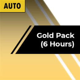 Gold Package (6 Hours)