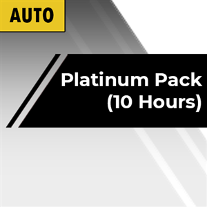 Platinum Package (10 Hours) at David VIP Driving School