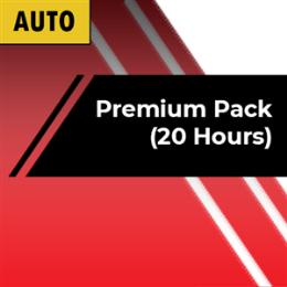 Premium Expert Package (20 hours)