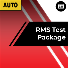 RMS Test Package at David VIP Driving School