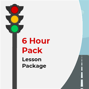 Lesson Packages: 6 Hour Lesson Package at KG International Driving School