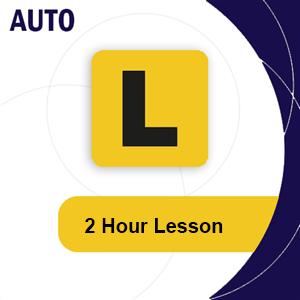 Auto Lesson 2 Hour at LicencePlus