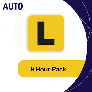 Auto 9 Hour Pack at LicencePlus