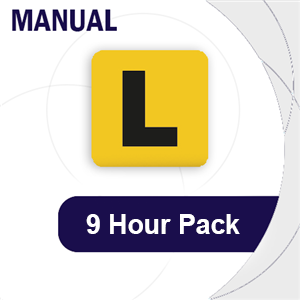 Manual 9 Hour pack at LicencePlus