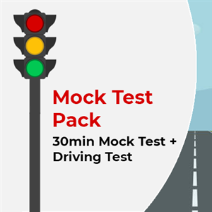 Mock Test Pack at KG International Driving School