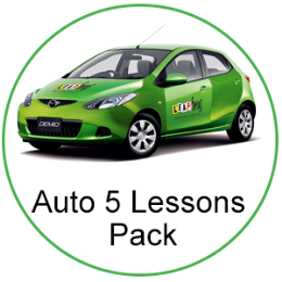 Automatic 5 Lessons Pack
