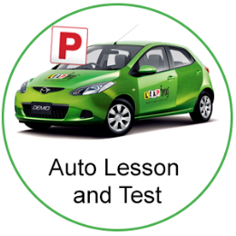 Automatic Lesson and Test