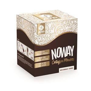 Noway Collagen Protein Mousse White Chocolate Box 10 at First Things First Wellness Centre