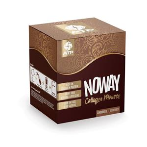 Noway Collagen Protein Mousse Chocolate Box 10 at First Things First Wellness Centre