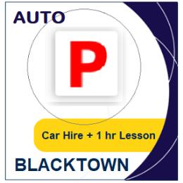 Auto Car Hire & Lesson - Blacktown