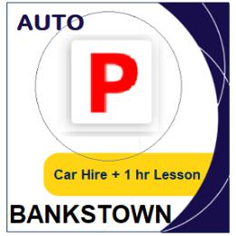 Auto Car Hire & Lesson - Bankstown