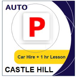 Auto Car Hire & Lesson - Castle Hill