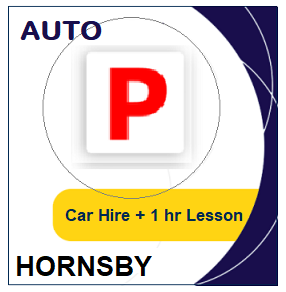 Auto Car Hire & Lesson - Hornsby at LicencePlus