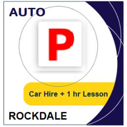 Auto Car Hire & Lesson - Rockdale