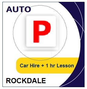 Auto Car Hire & Lesson - Rockdale at LicencePlus