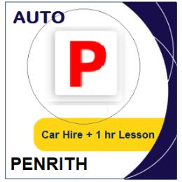 Auto Car Hire & Lesson - Penrith