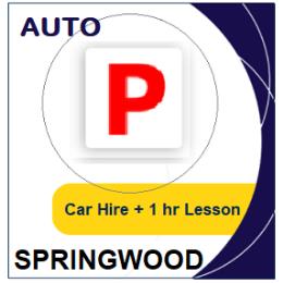 Auto Car Hire & Lesson - Springwood