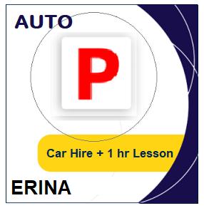 Auto Car Hire & Lesson - Erina at LicencePlus