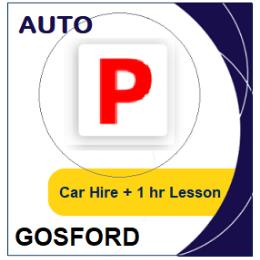 Auto Car Hire & Lesson - Gosford