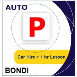 Auto Car Hire & Lesson - Bondi