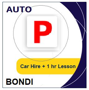 Auto Car Hire & Lesson - Bondi at LicencePlus