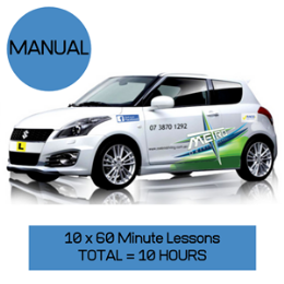10 Manual Lessons Package