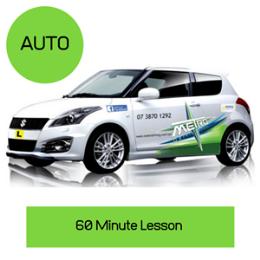 Standard 1 Hour Auto Lesson