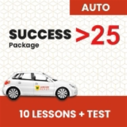 OVER 25 age group AUTOMATIC Success Pack