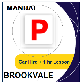 Manual - Driving Test day Packages: Manual Car Hire & Lesson - Brookvale at LicencePlus