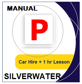 Manual Car Hire & Lesson - Silverwater at LicencePlus