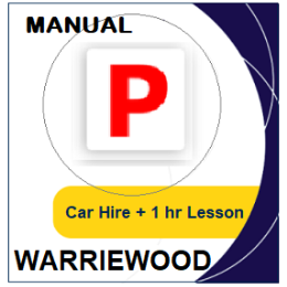 Manual Car Hire & Lesson - Warriewood