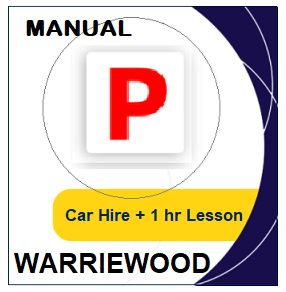 Manual Car Hire & Lesson - Warriewood at LicencePlus