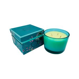 FLoral Botanic Candle Jar - Coconut Beach at Zing Massage Therapy