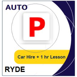 Auto Car Hire & Lesson - Ryde