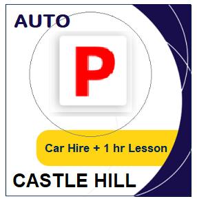 Auto Car Hire & Lesson - Castle Hill at LicencePlus