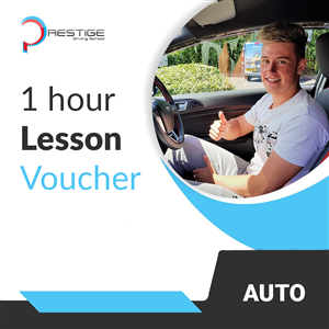 1-Hour Session at Prestige Driving School