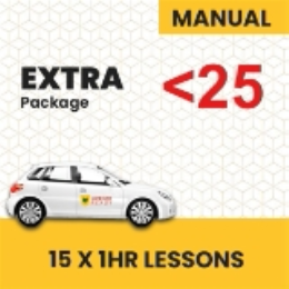 UNDER 25 age LogBook user MANUAL Extra pack