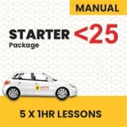 UNDER 25 age LogBook user MANUAL Starter Pack