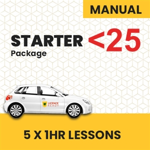 UNDER 25 age LogBook user MANUAL Starter Pack at Licence Ready