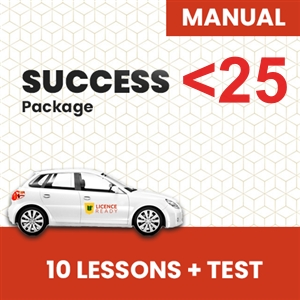 UNDER 25 age LogBook user MANUAL Success Pack at Licence Ready