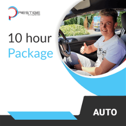 10-Hour Auto Package
